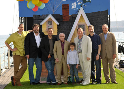 disney pixar up kevin. Walt Disney and Pixar