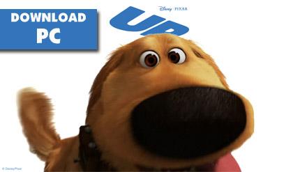Pug lick screensaver